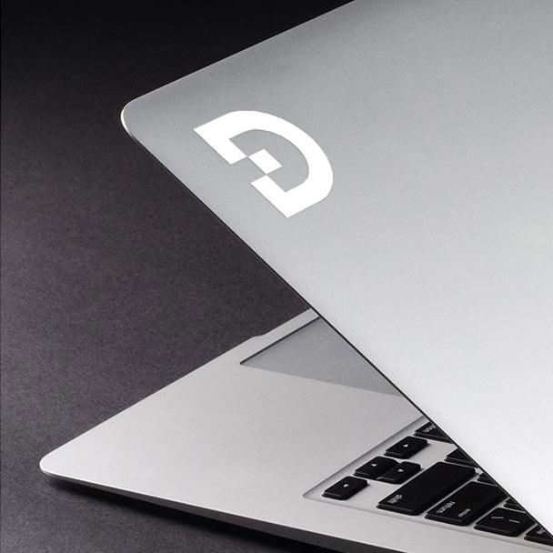 Adobe Design Yeni Logo Laptop Uygulama | Umut AVCI