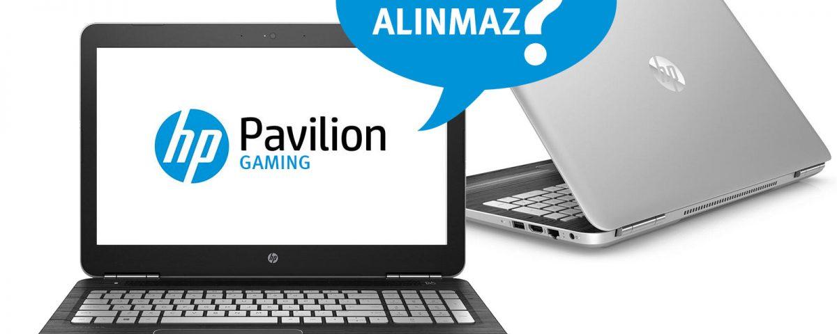 HP Laptop Pavilion İnceleme - Rehber www.umutavci.com