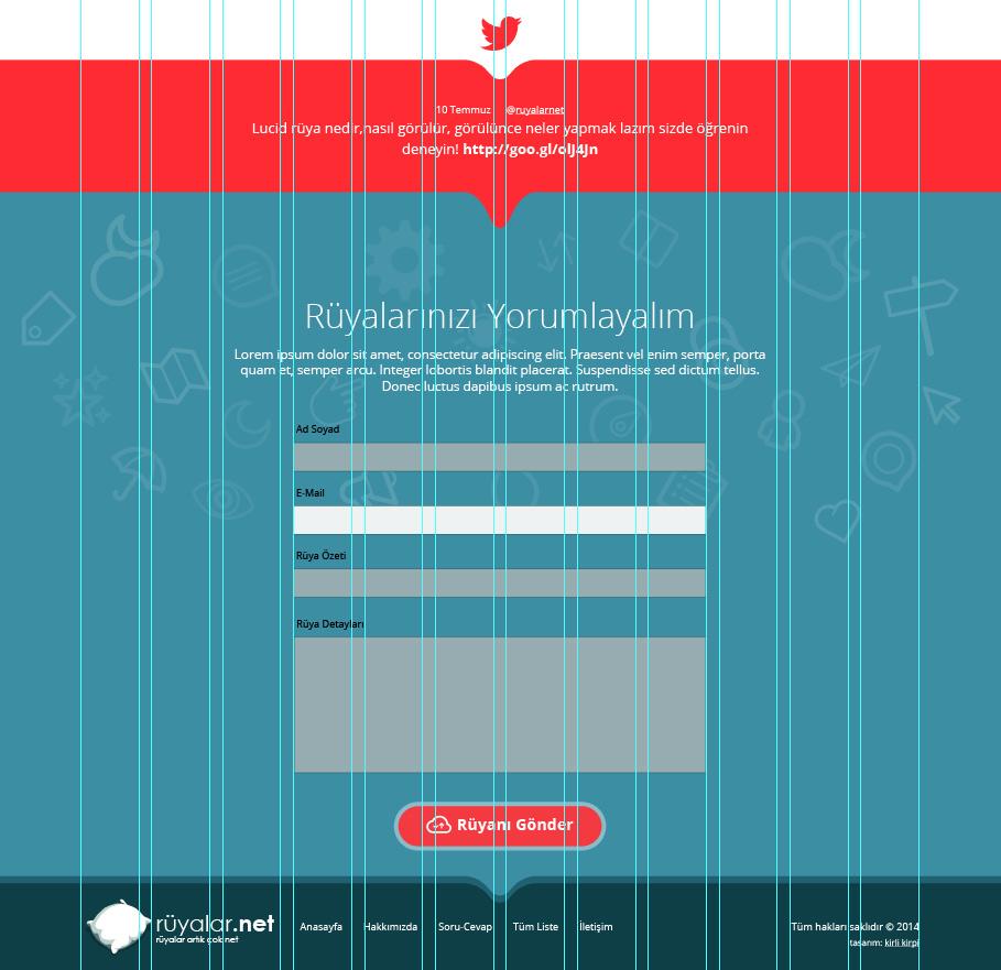 ruyalar.net web sitesi ruya gonder form guide