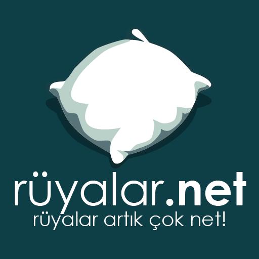 Rüyalar.net Logo Zeminli PNG