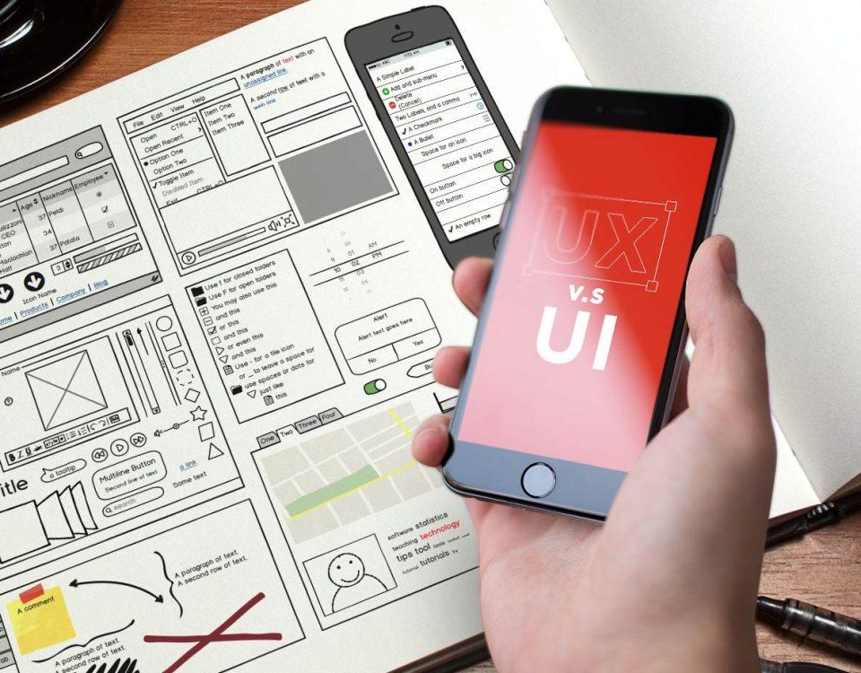 ux vs ui tasarım farkları | umutavci